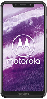 Motorola Moto One 64GB white Dual-SIM