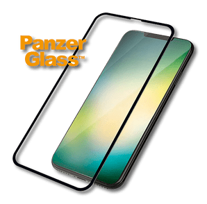 Panzer Glass iPhone XR screen protector black