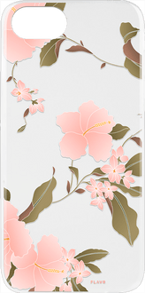 FLAVR iPhone 7/8 TPU Case Hibiscus Flowers