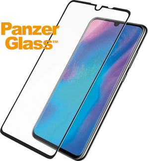 Panzer Glass Huawei P30 screen protector black