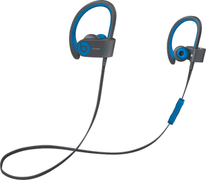 Powerbeats 3 Sport Wireless Headset Grey-Blue