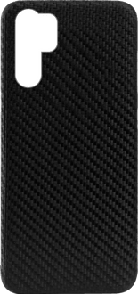 itStyle Huawei P30 Pro Carbon Edition Backcover black