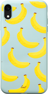LAUT iPhone XR Backcover Tutti Frutti Banana
