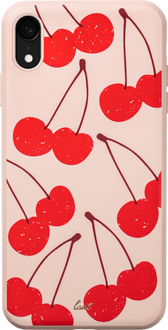 LAUT iPhone XR Backcover Tutti Frutti Cherry