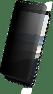 Eiger Galaxy S8 screenprotector privacy black *