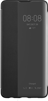 Huawei P30 View Flip Cover black