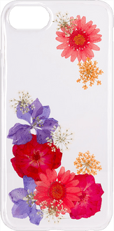 FLAVR iPhone 7/8 TPU Case Real Flowers