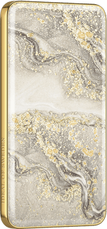 iDeal of Sweden Power Bank 5000mAh Marble Grey/Gold