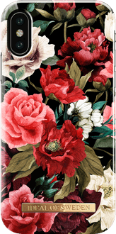 iDeal of Sweden iPhone X/Xs Cover Roses