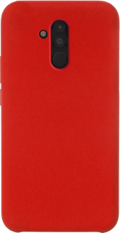 JT Berlin Huawei Mate20 lite Silicon Backcover red