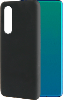 itStyle Huawei P30 Backcover Rubberstyle black