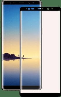 Eiger Galaxy Note8 screenprotector 3D Glas black