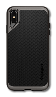 Spigen iPhone Xs Max Neo Hybrid gun metal
