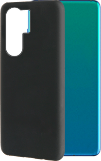 itStyle Huawei P30 Pro Backcover Rubberstyle black