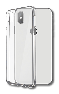 itStyle iPhone XR Backcover TPU UltraThin transp