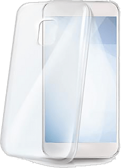 Celly Galaxy A6 Gelskin TPU Backcover transparent