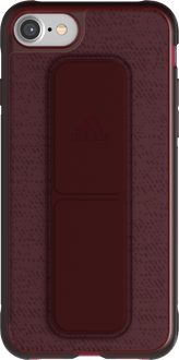 Adidas iPhone 6/7/8 Grip Backcover burgundy