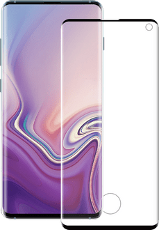 Eiger Galaxy S10 screenproter 3D Glas black