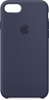 Apple iPhone 7/8 NEW Silicon Case midnight blue