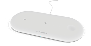 itStyle 3in1 Wireless Charger 10W white