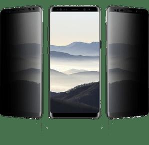 Eiger Galaxy Note8 screenprotector privacy black