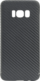 itStyle Galaxy S8 Carbon Edition Backcover black