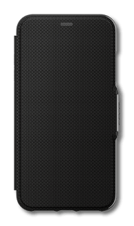 Gear4 iPhone Xs Max Book Case Oxford black