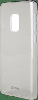 Celly Galaxy A40 Gelskin Transparent