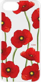 FLAVR iPhone 7/8 TPU Case Poppies