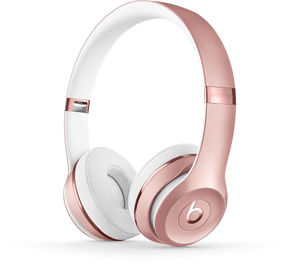 Beats Solo 3 On-Ear Headset Wireless Rose Gold