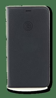 Galeli iPhone XR Book Stand Case black