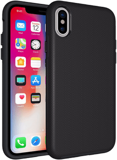 Eiger iPhone X/Xs North Case black