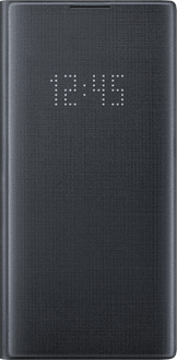 Samsung Galaxy Note 10+ LED View Flip Cover black