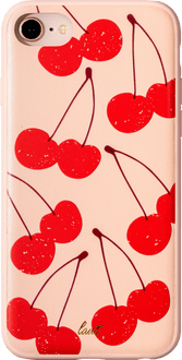 LAUT iPhone 7/8 Backcover Tutti Frutti Cherry