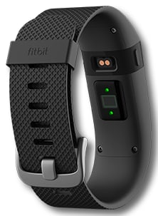 fitbit charge HR Fitness Tracker inc heartrate l