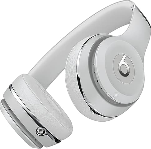 Beats Solo3 On-Ear Headset Wireless Satin Silver