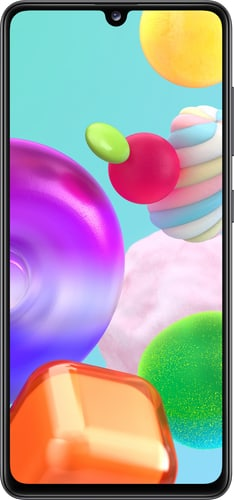 Samsung Galaxy A41 64GB Crush Black Dual-SIM