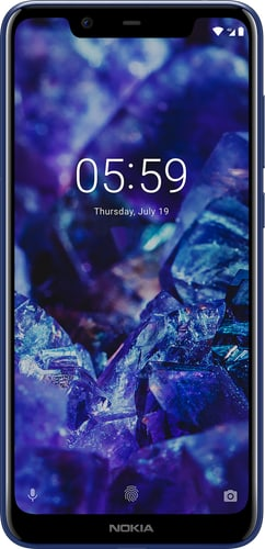 Nokia 5.1 Plus 32GB blue Dual-SIM
