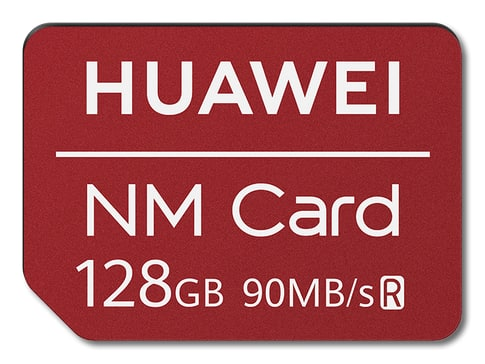 Huawei Nano SD-Card 128GB