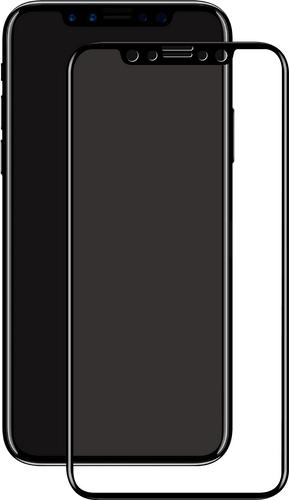 Eiger iPhone X screenprotector 3D Glas black