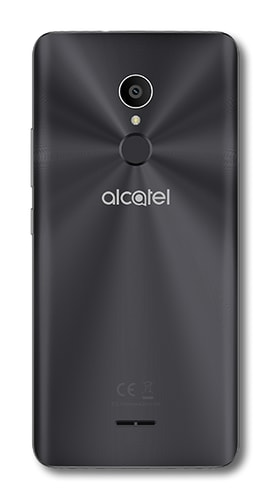 Alcatel 3C 16GB black Dual-SIM
