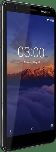 Nokia 3.1 (2018) 16GB Black Dual-SIM