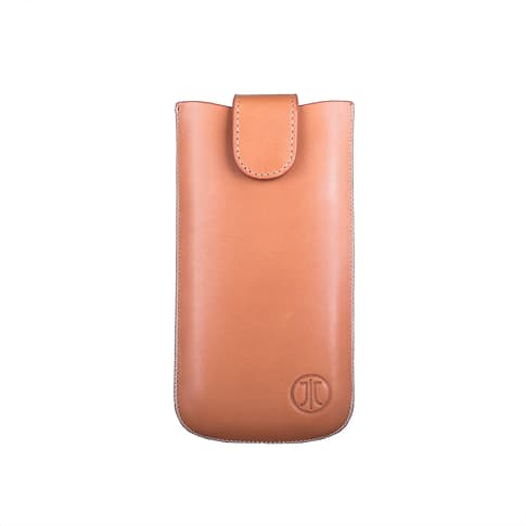 JT Berlin Universal Case Leather 3XL cognac