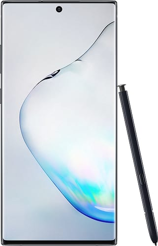 Samsung Galaxy Note10+ Black Dual-SIM