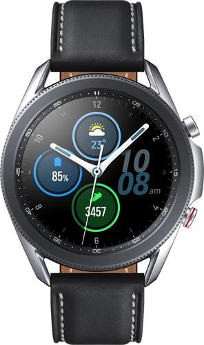 Samsung Galaxy Watch 3 45mm Mystic Silver StainlessSteel LTE