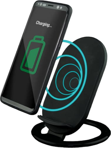 itStyle Wireless Charger Stand black
