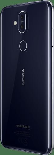 Nokia 8.1 64GB blue Dual-SIM