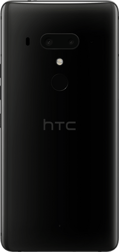HTC U 12+ 64GB Titanium Black Dual-SIM
