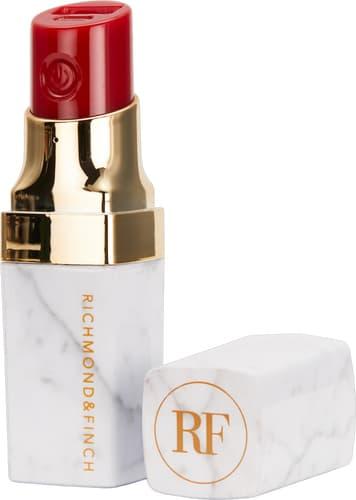 Richmond & Finch Lipstick Powerbank Marble white