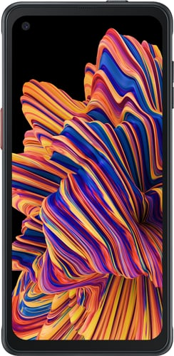 Samsung Galaxy Xcover Pro 64GB Black Dual-SIM